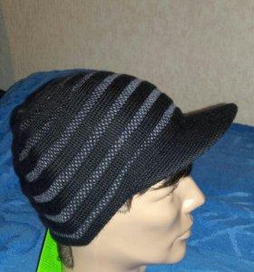 Новая шапка-кепка