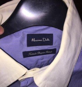 Рубашка Massimo Dutti