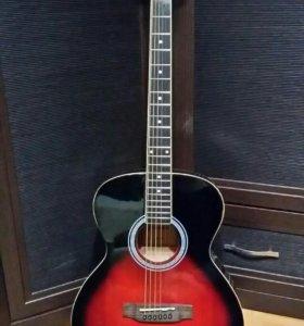 Гитара акустическая Новая