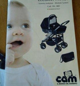 Коляска 2 в 1 CAM Combo Family