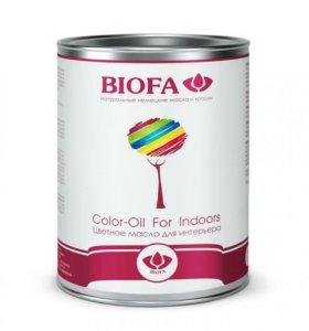 8500 Цветное масло для интерьера (BIOFA Color-Oil