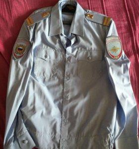Рубашки МВД