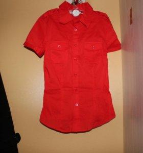 Рубашка новая xxs