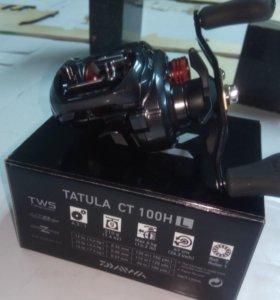 мультиплекаторная катушка daiwa tatula ct 100