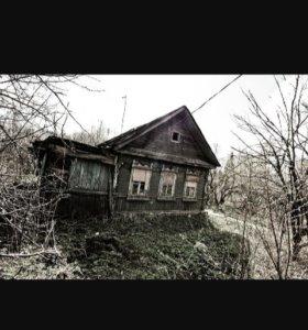 Спил деревьев демонтаж старых построек