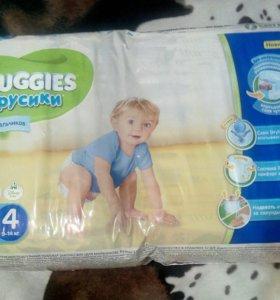 Подгузники-трусики huggies