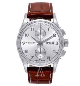 Мужские механические часы Hamilton
