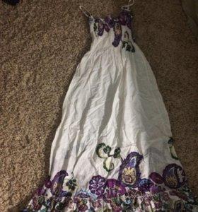 Платье. Сарафан.