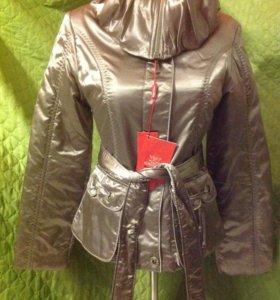 Курточка новая осень