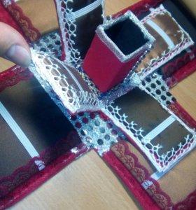 Коробочка для швейных мелочей