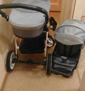 Детская коляска 2 в 1 Vulcana