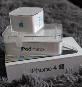 Коробка от IPod