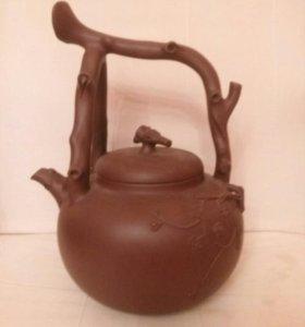 Керамический чайник, 20 см, 2,5 л