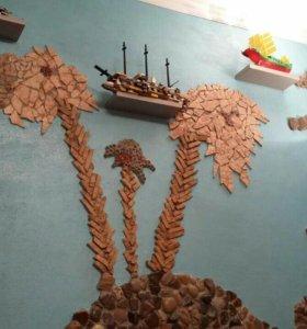 Квартира-музей путешественника в пос.Кедровый
