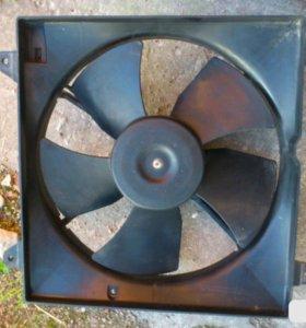 Вентилятор на Chevrolet Lacetti