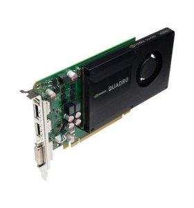 Nvidia Quadro K2000 2048Mb