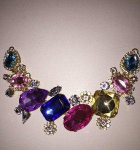 Ожерелье браслет