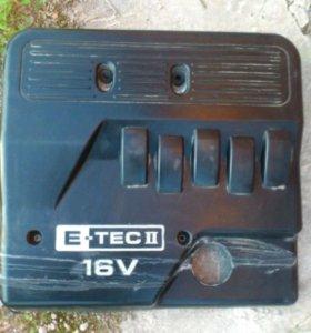 Накладка на двигатель Chevrolet Lacetti