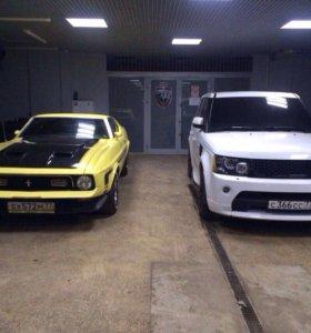 Range Rover Sport Supercharged Autobiog