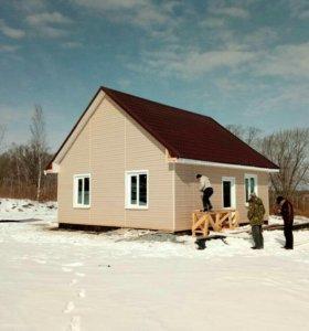 Строительство каркасных домов по СНиП