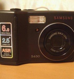 Фотоаппарат Samsung S630