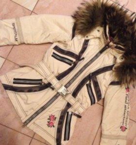 Куртка горнолыжная премиум класса sportalm