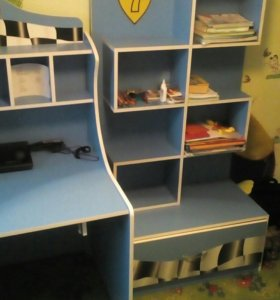 """Детская мебель """"Турбо"""""""