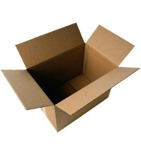 Отдам большие коробки
