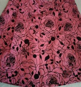Красивая новая юбка