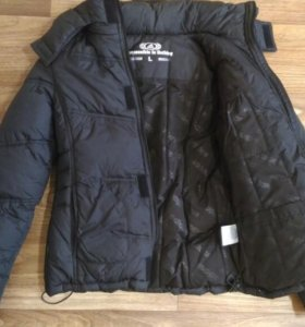 Куртка женская зимняя,очень теплая