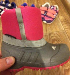 Оригинальная обувь Nike Adidas 21-23р