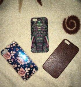 Чехлы iPhone 5,5S,SE