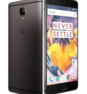 OnePlus 3t 64gb grey новый