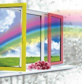 Окна двери рольставни