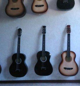 Новая гитара. Любой муз.инструмент