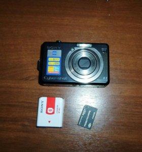 Sony dsc-w100