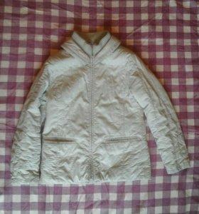 Куртка межсезонная46р. Доставка бесплатная