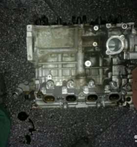 Hyundai elantra 2012 год (G4FQ)(двигатель)