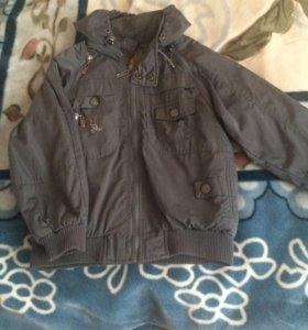 Курточка - жилет