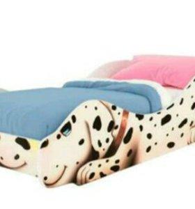 Кровать-зверята