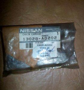 Цепь ГРМ на Nissan 13028-AD202