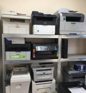 Лазерные Принтеры и мфу
