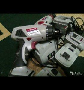 Шуруповерт, зарядное устройство, аккум батарея