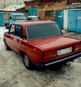 ВАЗ-2107. 2008 г. в.