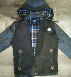 Куртка осень-весна 44