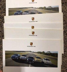 Документы с сервисной папки Porsche Cayenne