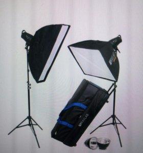 Студийный свет RayLab RH-1000