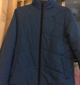 Куртка Puma утеплённая подростковая
