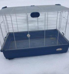 Клетка для птиц и грызунов.