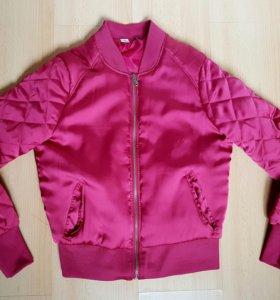 Куртка - ветровка бомбер